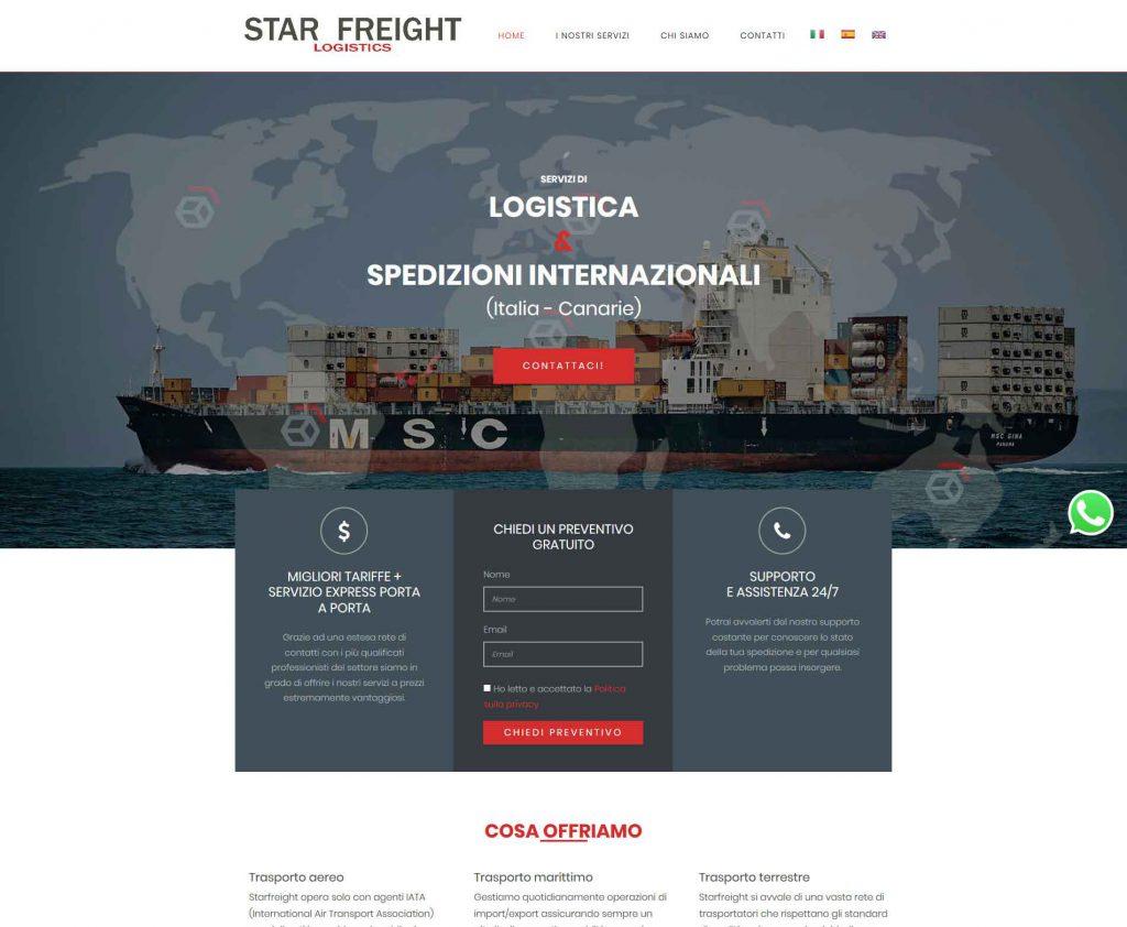 StarFreight Logistic